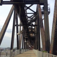 Clinton Presidential Park Bridge User Photo