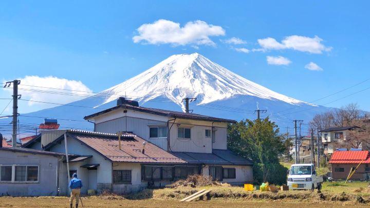 富士山旅行分享