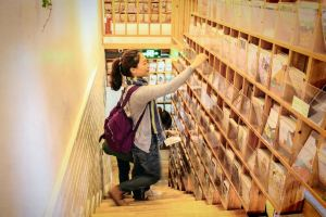 Tianjin,hipsterbookstore