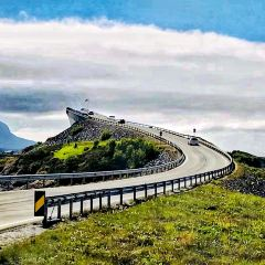 Atlantic Road User Photo