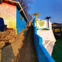 자만벽화마을 여행 사진