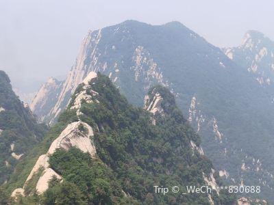 華山直升機空中遊覽