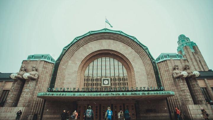 赫爾辛基旅行分享