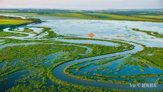 八五三農場燕窩島旅遊度假區