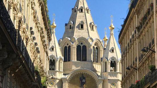 亞歷山大涅夫斯基大教堂