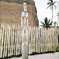 Pu'uhonua o Honaunau National Historical Park User Photo