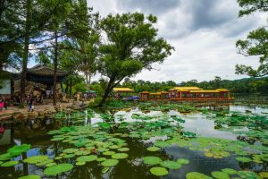 Chengde,springholiday