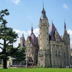 Moszna Castle User Photo