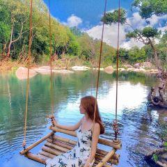바호폭포 여행 사진