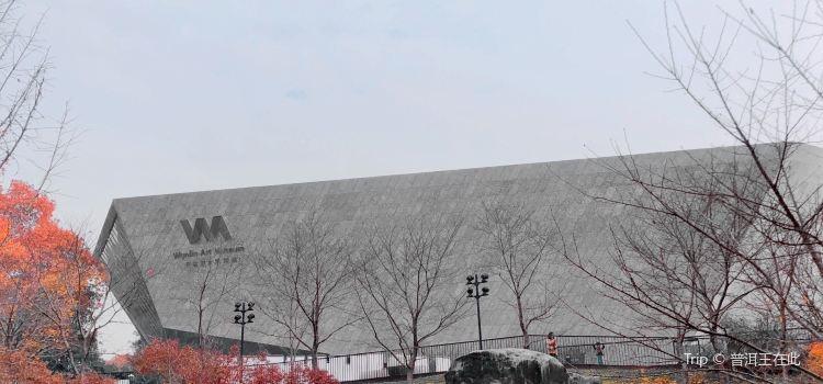 武漢大學萬林藝術博物館3