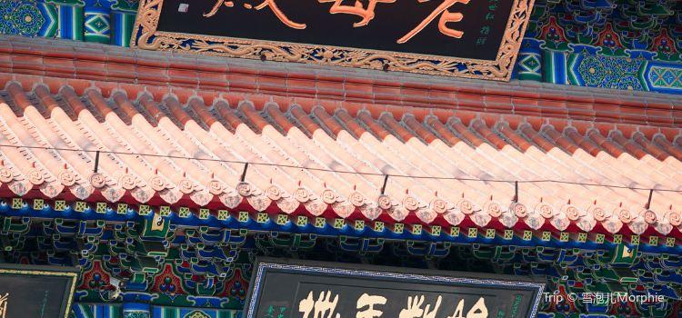 Laomu Palace2