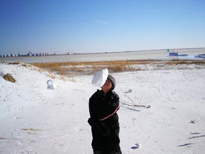 查幹浩特旅遊開發區-賽馬場