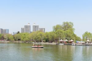 Huai'an,springholiday