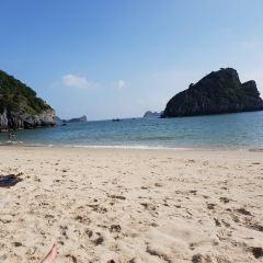 깟꼬 해변 여행 사진