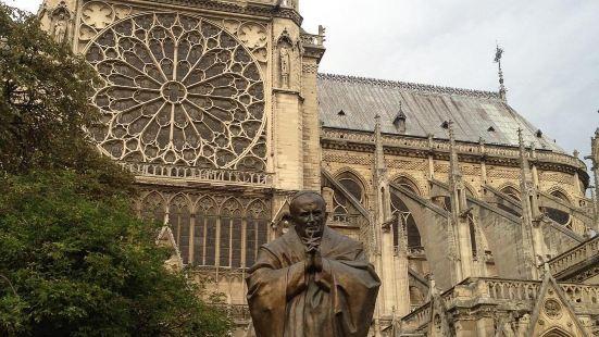 Pope John Paul II Monument