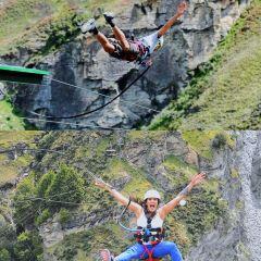 Shotover Canyon Swing User Photo