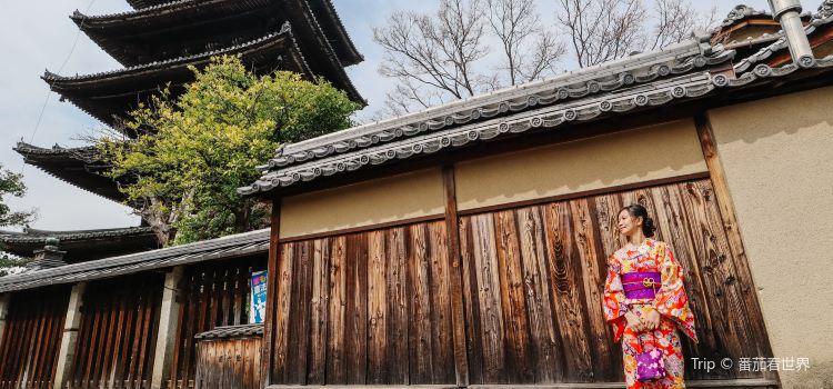 Kyoto Rental Kimono Okamoto1