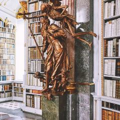 Admont Abbey Library User Photo