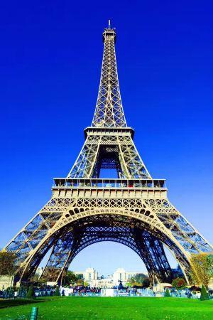 巴黎,春天去邊玩