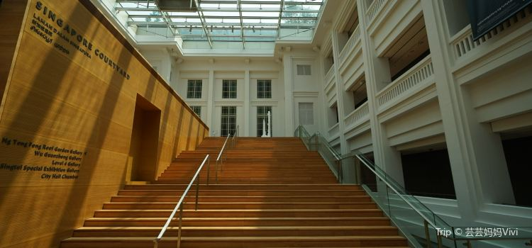 싱가포르 국립 미술관2