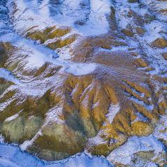 烏蘇泥火山景區用戶圖片