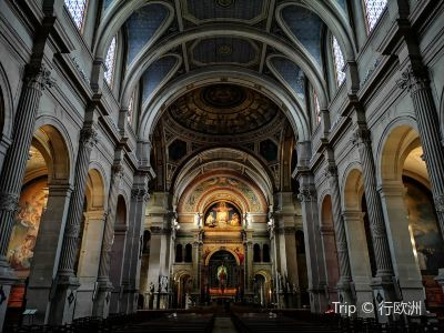 巴黎聖方濟各沙勿略教堂