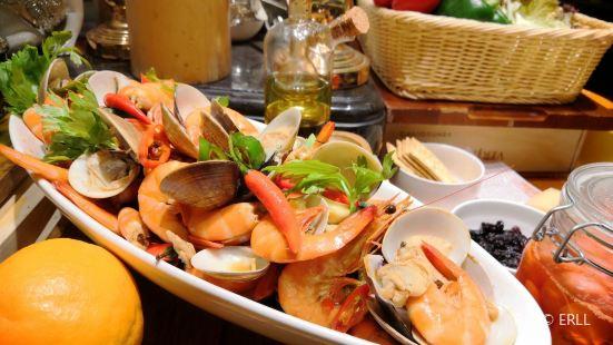 Zhuhai Lai Mei Li JiaRi Hotel Seafood Buffet