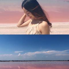 粉色鹽湖用戶圖片