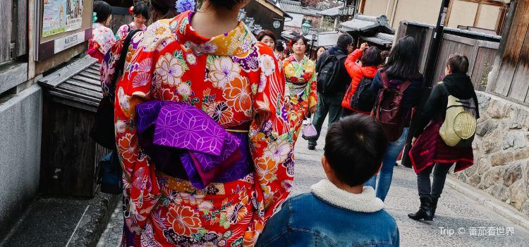 Kyoto Rental Kimono Okamoto2