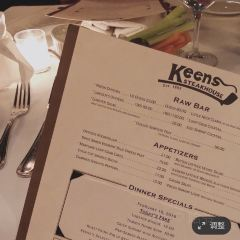 Keens Steakhouse User Photo