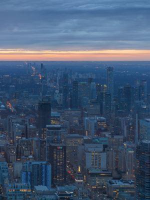 Toronto,scenicspotguide