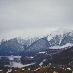 Krasnaya Polyana Mountain Cluster User Photo