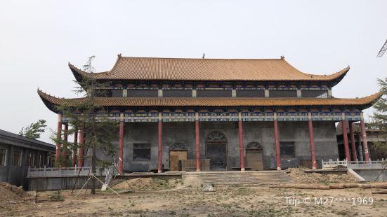 Zuo Mountain Temple (xinghuachanyuan)