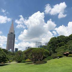시나가와 공원 여행 사진