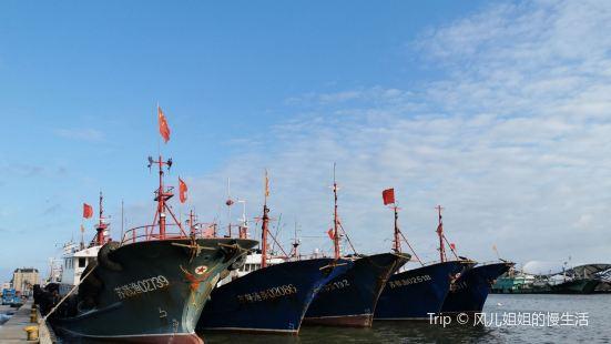 呂四國家中心漁港