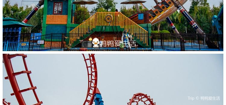 Xiamen Fantawild Dreamland1