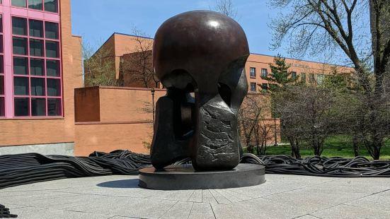 Nuclear Energy Sculpture