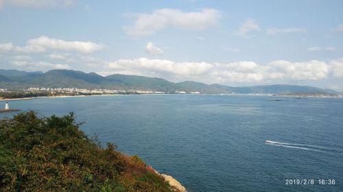太陽湾景観地