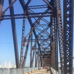 The Big Four Bridge用戶圖片