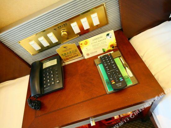 常州中天鳳凰大酒店(Phoenix Hotel)標準間