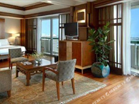 新加坡費爾蒙酒店(Fairmont Singapore)頂層套房