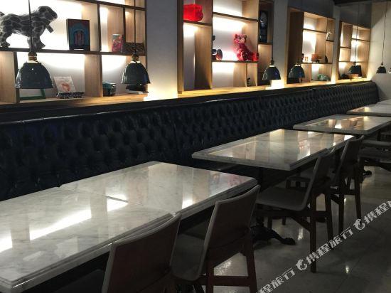 台中紅點文旅(RedDot Hotel)餐廳