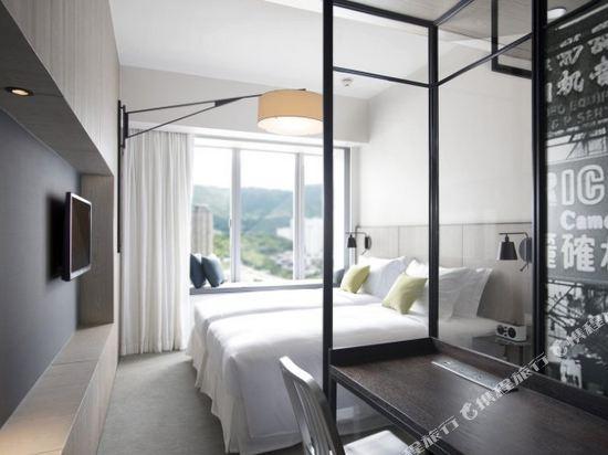 香港九龍貝爾特酒店(Pentahotel Hong Kong Kowloon)標間三人客房