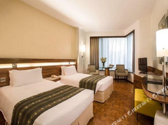 香港如心銅鑼灣海景酒店(L'hotel Causeway Bay Harbour View Hong Kong)豪華客房