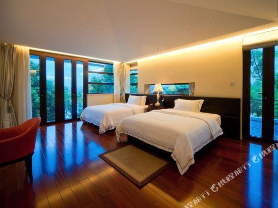 溧陽涵田度假村酒店(Hentique Resort & Spa)雅緻別墅三居室
