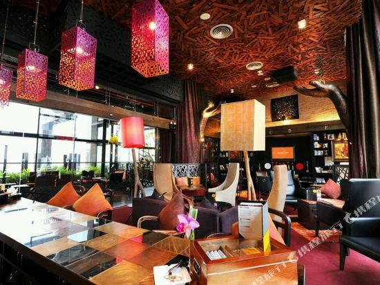 曼谷暹羅名家設計酒店(Siam@Siam Design Hotel Bangkok)咖啡廳