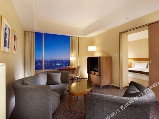 東京巨蛋酒店(Tokyo Dome Hotel)Excellency套房D