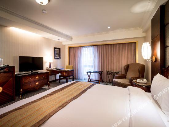 台北唯客樂飯店(Capital Waikoloa Hotel)豪華套房雙人房