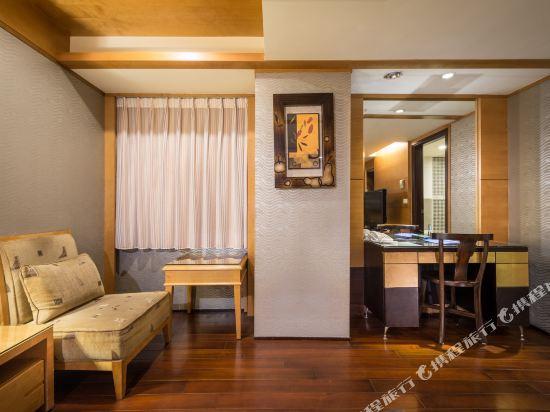 台北首都唯客樂飯店(CAPITAL  WAIKOLOA HOTEL)日式套房