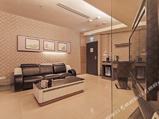 高雄宮賞藝術大飯店(KUNG SHANG DESIGN HOTEL)精緻商務套房